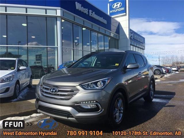 2018 Hyundai Santa Fe Sport  (Stk: E3068) in Edmonton - Image 2 of 20