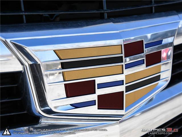 2018 Cadillac Escalade ESV Premium Luxury (Stk: K8K065) in Mississauga - Image 9 of 27
