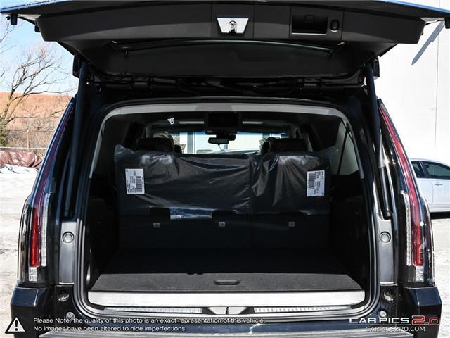 2018 Cadillac Escalade ESV Premium Luxury (Stk: K8K065) in Mississauga - Image 11 of 27