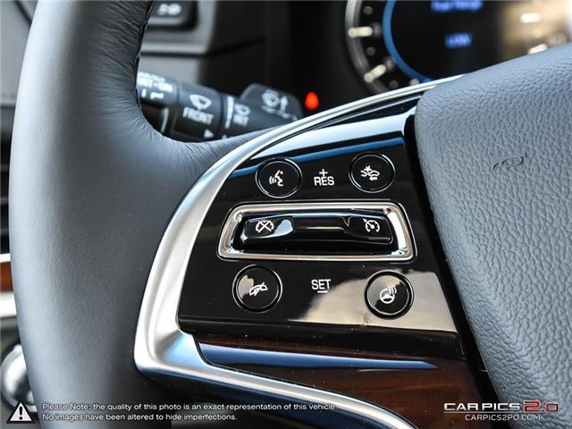 2018 Cadillac Escalade ESV Premium Luxury (Stk: K8K065) in Mississauga - Image 18 of 27