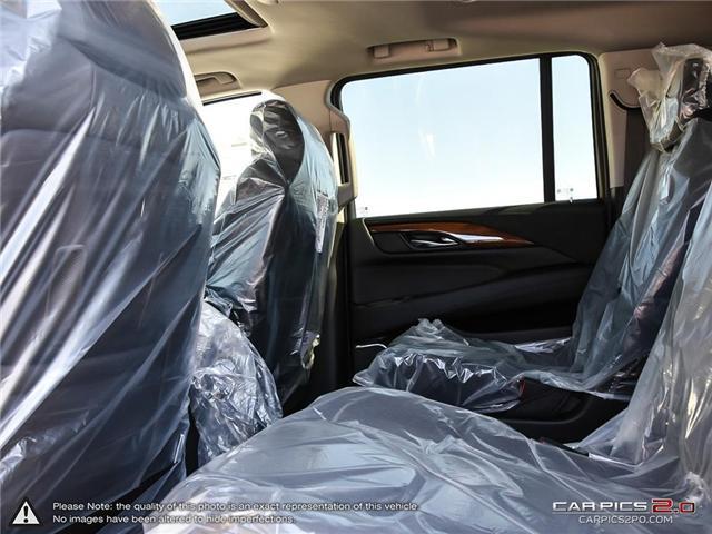 2018 Cadillac Escalade ESV Premium Luxury (Stk: K8K065) in Mississauga - Image 24 of 27