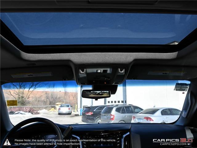 2018 Cadillac Escalade ESV Premium Luxury (Stk: K8K065) in Mississauga - Image 26 of 27