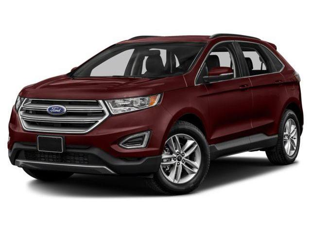 2018 Ford Edge SEL (Stk: J-693) in Calgary - Image 1 of 10