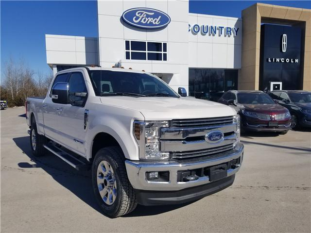 Ford F  Lariat Stk F In Bobcaygeon Image