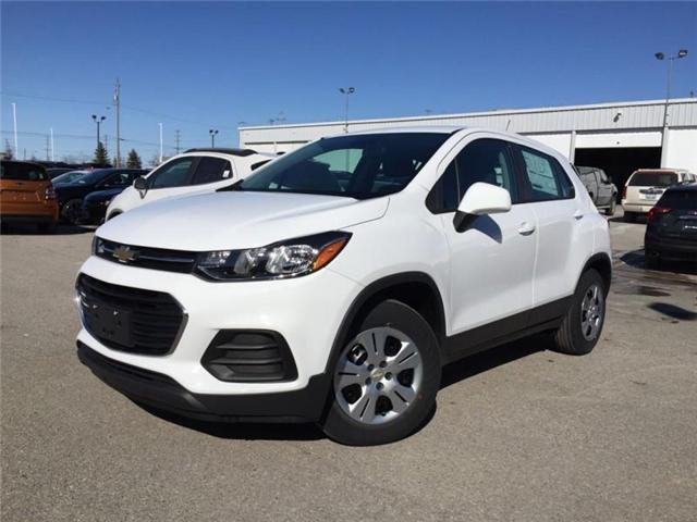 2018 Chevrolet Trax LS (Stk: L153707) in Newmarket - Image 1 of 24