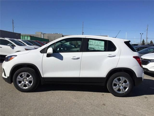 2018 Chevrolet Trax LS (Stk: L153707) in Newmarket - Image 2 of 24