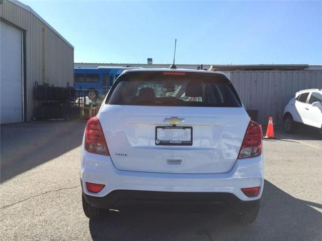 2018 Chevrolet Trax LS (Stk: L153707) in Newmarket - Image 4 of 24
