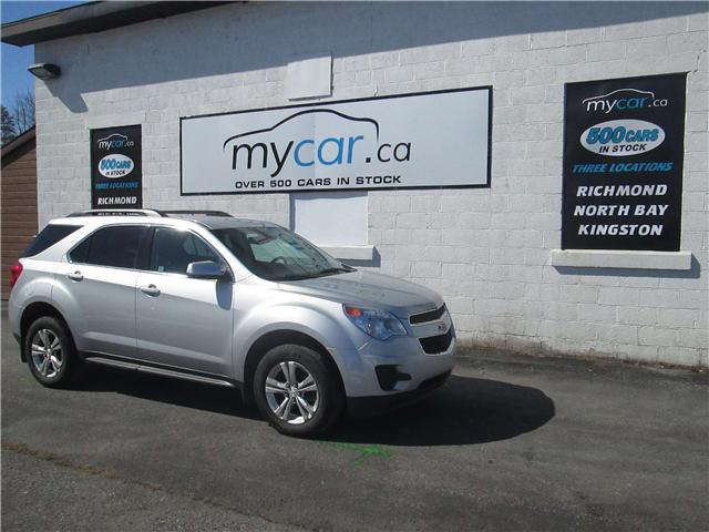 2015 Chevrolet Equinox 1LT (Stk: 180298) in Richmond - Image 2 of 13