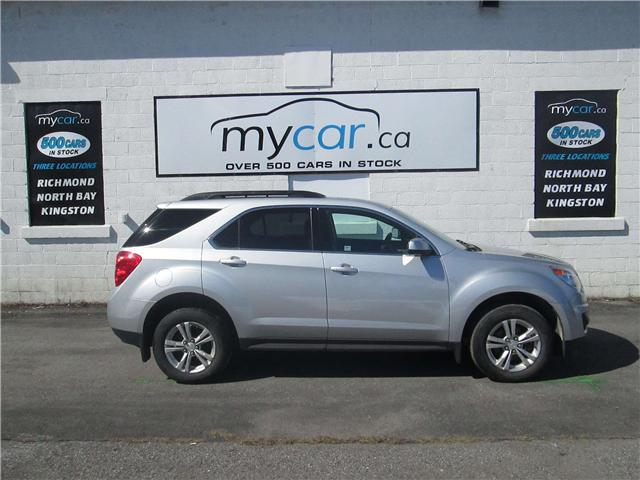 2015 Chevrolet Equinox 1LT (Stk: 180298) in Kingston - Image 1 of 13