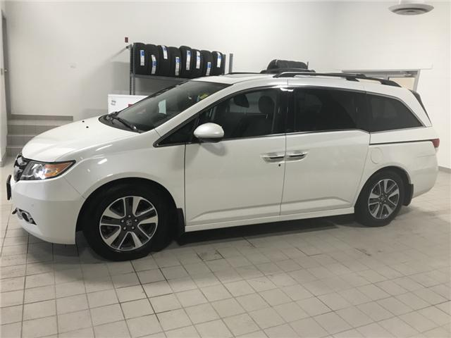 2017 Honda Odyssey Touring (Stk: H1538) in Steinbach - Image 1 of 9