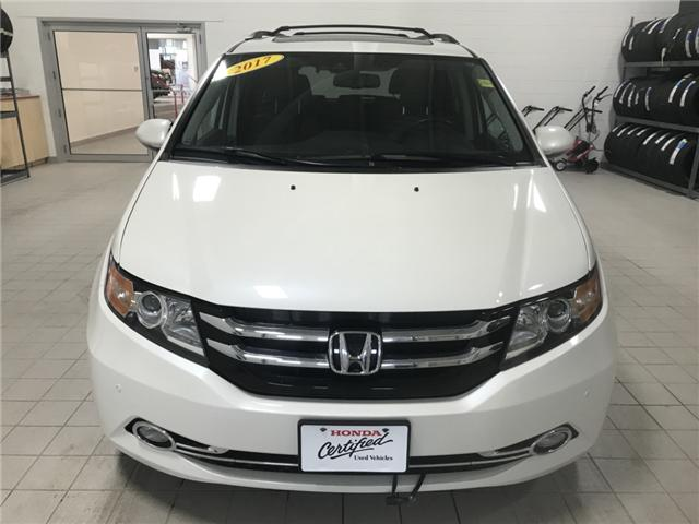 2017 Honda Odyssey Touring (Stk: H1538) in Steinbach - Image 2 of 9
