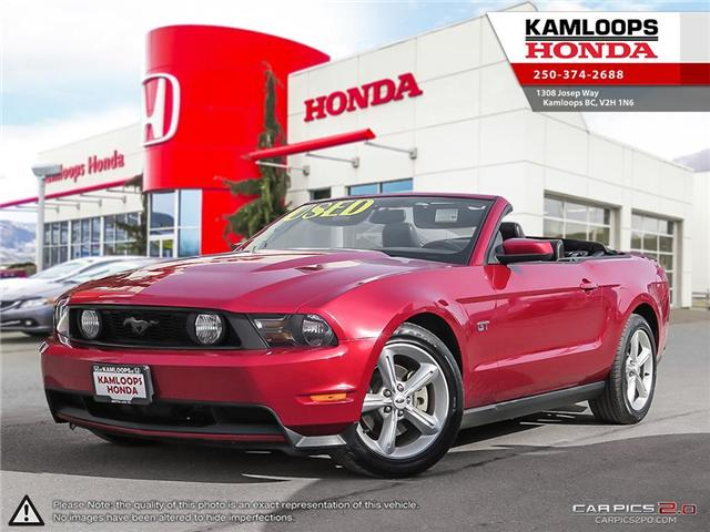 2010 Ford Mustang GT (Stk: 13673A) in Kamloops - Image 1 of 25
