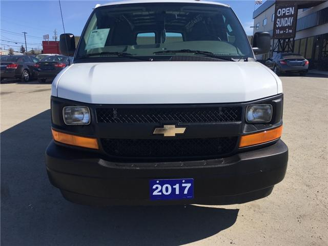 2017 Chevrolet Express 2500 1WT (Stk: 18018) in Sudbury - Image 2 of 13