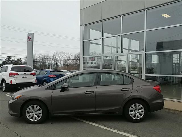 2012 Honda Civic LX (Stk: U0240) in New Minas - Image 2 of 20