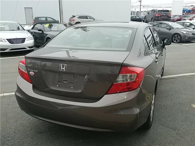 2012 Honda Civic LX (Stk: U0240) in New Minas - Image 5 of 20