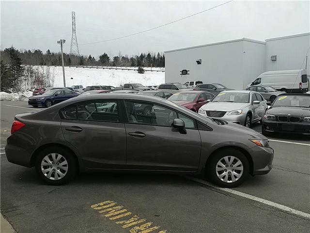 2012 Honda Civic LX (Stk: U0240) in New Minas - Image 6 of 20