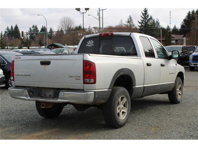2003 Dodge Ram 1500 SLT/Laramie (Stk: S632506B) in Courtenay - Image 7 of 11