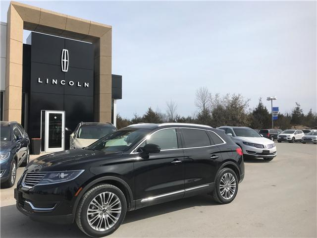 2018 Lincoln MKX Reserve (Stk: L0893) in Bobcaygeon - Image 1 of 18
