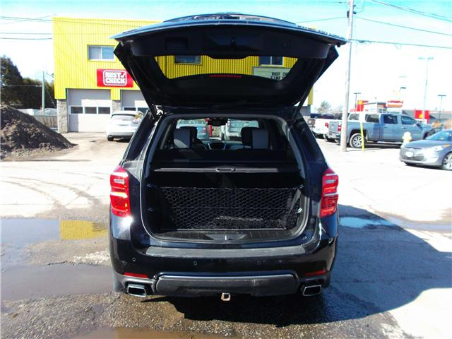 2016 Chevrolet Equinox LTZ (Stk: 180275) in Kingston - Image 13 of 13