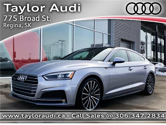 2018 Audi A5 2.0T Progressiv (Stk: 180348) in Regina - Image 1 of 29