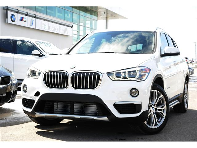 2018 BMW X1 xDrive28i (Stk: 8L25628) in Brampton - Image 1 of 12