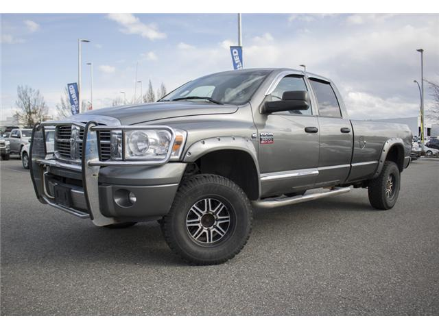 2007 Dodge Ram 3500 ST (Stk: J172467A) in Abbotsford - Image 3 of 29
