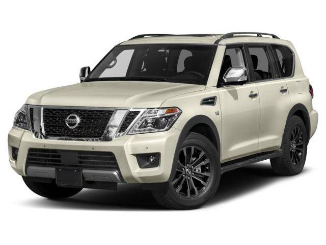 2018 Nissan Armada Platinum (Stk: 18263) in Barrie - Image 1 of 9