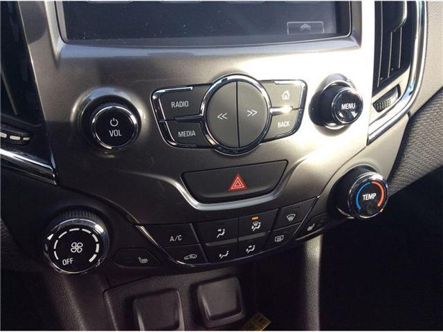 2017 Chevrolet Cruze LT Auto (Stk: B7076) in Ajax - Image 7 of 26