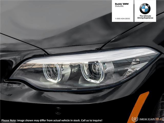 2018 BMW M240i xDrive (Stk: B920036) in Oakville - Image 10 of 11