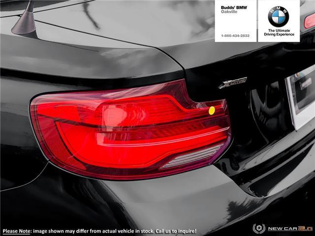 2018 BMW M240i xDrive (Stk: B920036) in Oakville - Image 11 of 11