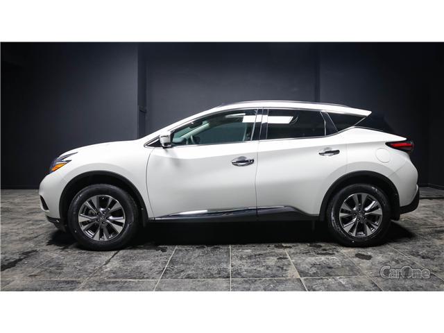 2017 Nissan Murano SV (Stk: 17-277) in Kingston - Image 1 of 34