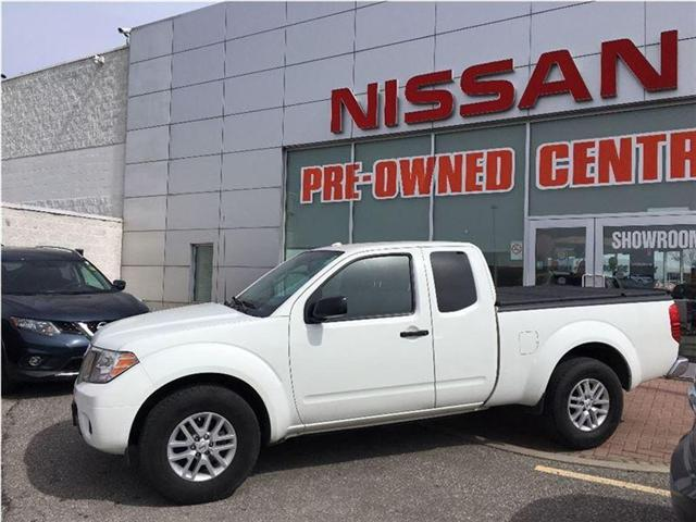 2016 Nissan Frontier SV (Stk: U2942) in Scarborough - Image 2 of 16