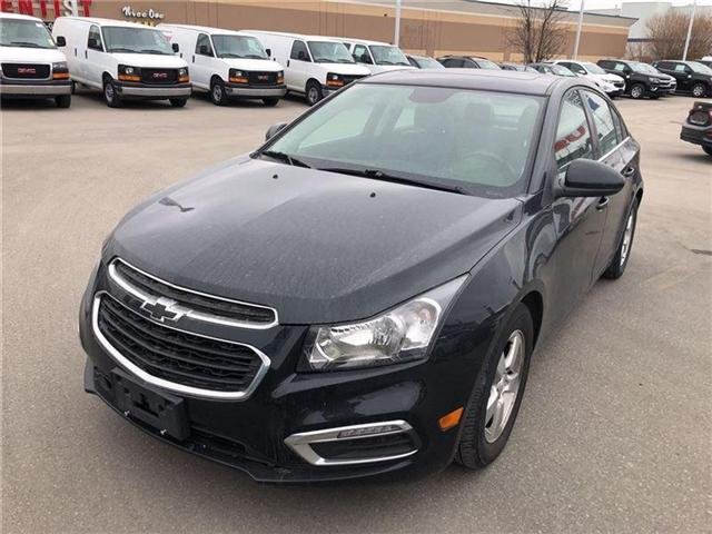 2016 Chevrolet Cruze 2LT, HTD LEATHER, ROOF, PIONEER, BLUETOOTH (Stk: 235450B) in BRAMPTON - Image 2 of 17