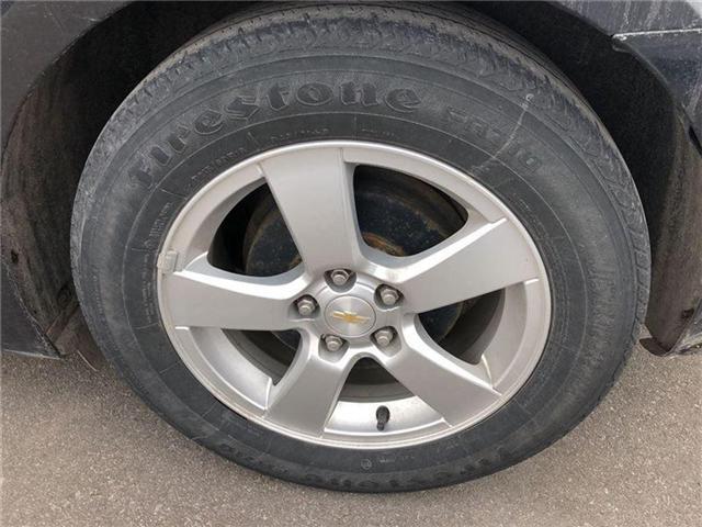 2016 Chevrolet Cruze 2LT, HTD LEATHER, ROOF, PIONEER, BLUETOOTH (Stk: 235450B) in BRAMPTON - Image 8 of 17