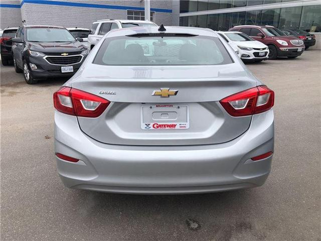 2016 Chevrolet Cruze LS|AUTO|BLUETOOTH|KEY LESS ENT| (Stk: PA16651A) in BRAMPTON - Image 6 of 16