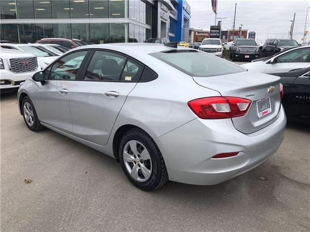 2016 Chevrolet Cruze LS|AUTO|BLUETOOTH|KEY LESS ENT| (Stk: PA16651A) in BRAMPTON - Image 7 of 16