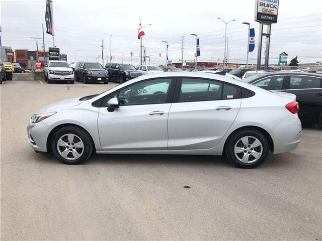 2016 Chevrolet Cruze LS|AUTO|BLUETOOTH|KEY LESS ENT| (Stk: PA16651A) in BRAMPTON - Image 8 of 16