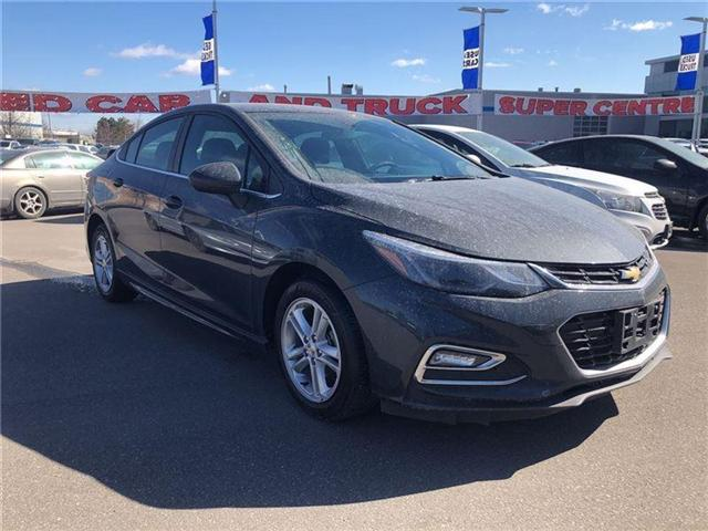 2017 Chevrolet Cruze RS|AUTO|BLUETOOTH|ONE OWNER| (Stk: 156808B) in BRAMPTON - Image 3 of 16