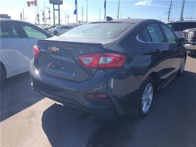 2017 Chevrolet Cruze RS|AUTO|BLUETOOTH|ONE OWNER| (Stk: 156808B) in BRAMPTON - Image 4 of 16