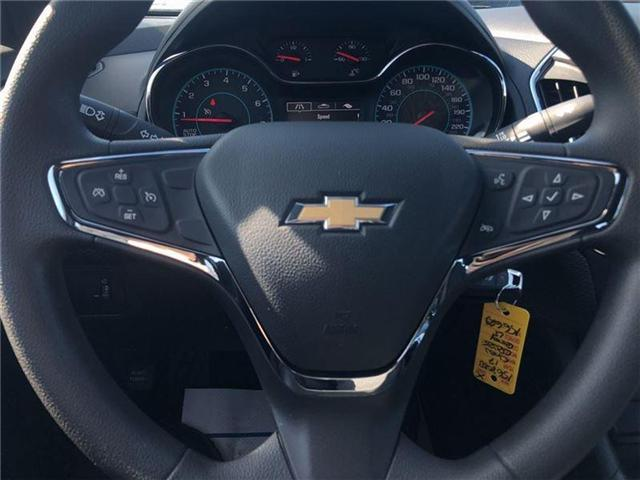 2017 Chevrolet Cruze RS|AUTO|BLUETOOTH|ONE OWNER| (Stk: 156808B) in BRAMPTON - Image 14 of 16
