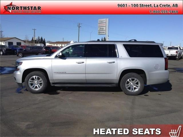 2017 Chevrolet Suburban LT (Stk: RA006) in  - Image 1 of 20