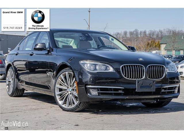 2014 BMW 750  (Stk: PW4257) in Kitchener - Image 1 of 22