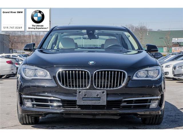 2014 BMW 750  (Stk: PW4257) in Kitchener - Image 2 of 22
