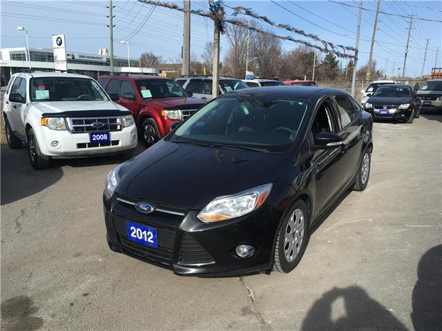 2012 Ford Focus SE Sedan (Stk: P3422A) in Newmarket - Image 1 of 20