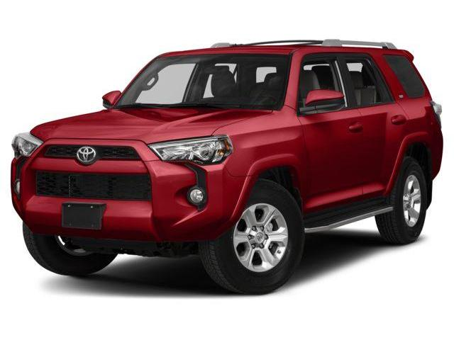 2018 Toyota 4Runner SR5 (Stk: N18303) in Timmins - Image 1 of 9