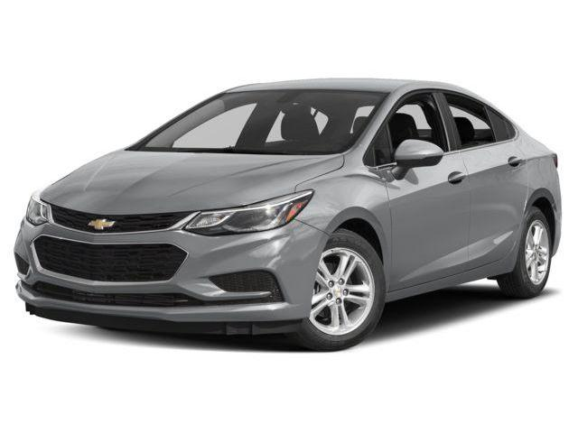 2018 Chevrolet Cruze LT Auto (Stk: 8187115) in Scarborough - Image 1 of 9