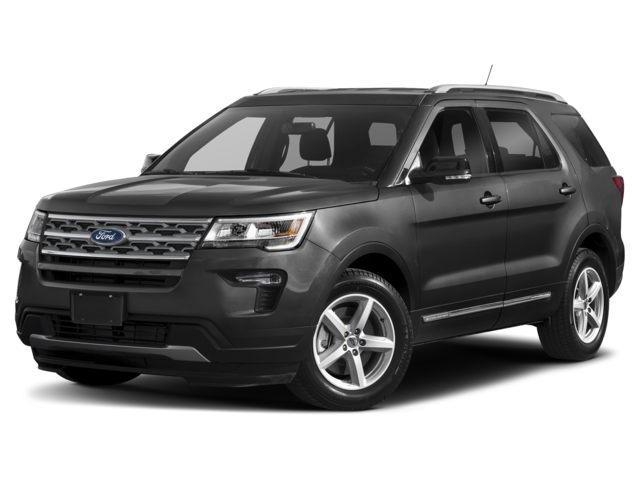 2018 Ford Explorer XLT (Stk: J-808) in Calgary - Image 1 of 9