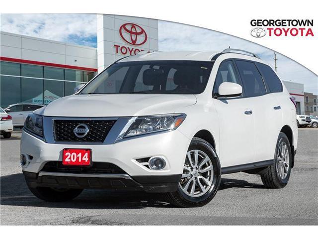 2014 Nissan Pathfinder SV (Stk: 14-50191) in Georgetown - Image 1 of 20
