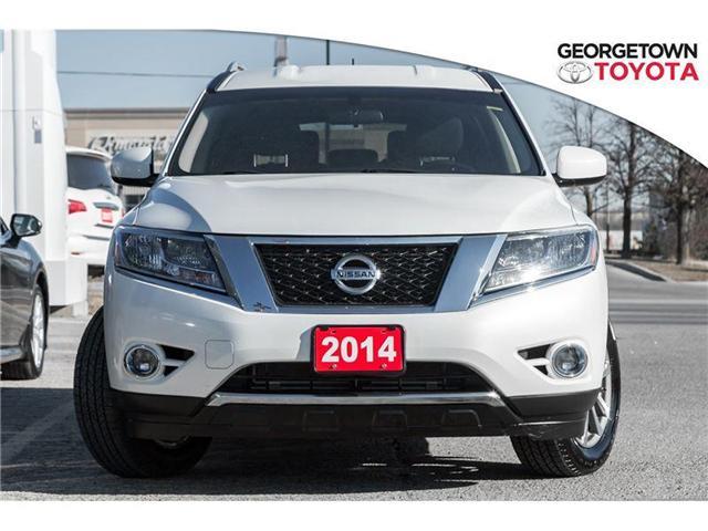2014 Nissan Pathfinder SV (Stk: 14-50191) in Georgetown - Image 2 of 20