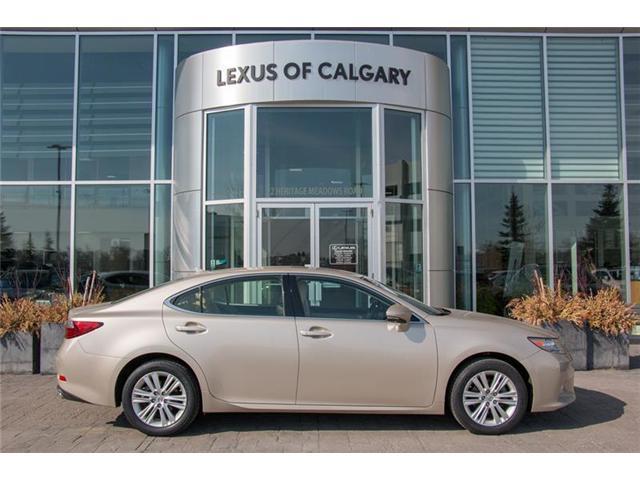 2013 Lexus ES 350 Base (Stk: 170865B) in Calgary - Image 1 of 14
